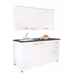 Mueble De Cocina Bajo Mesada, Facil Y Rapido Armado Envios
