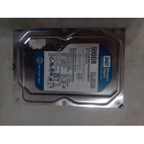 Placa Logica Disco Western Digital Caviar Blue 500 Gb