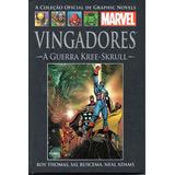 Coleção Oficial De Graphic Novels Marvel- Clássicos N° 20