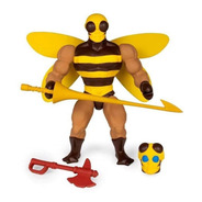 Masters Of The Universe He-man Vintage Buzz Off Super7