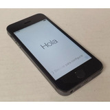 Phone 5s 16gb Color Gris