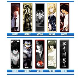 Marcador De Página Magnético Anime Death Note Light L Ryuki