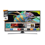 Smart Tv 65 Samsung 4k Uhd Plano Un65mu6100 Netflix Youtube
