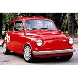 Fiat 600 Despiece