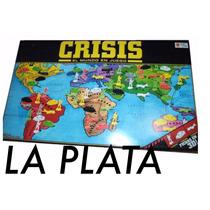 Crisis El Mundo En Juego Estrategia Guerra Original La Plata