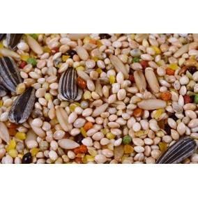 Mistura Premium Para Calopsitas, Periquitos, Agapornis 10kg