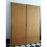 Puertas Placa De Interior De Cedro Lustradas 200x80
