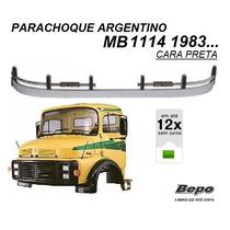 Parachoque Dianteiro Argentino Caminhão Mb 1114 1518 1983...
