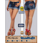 Falda Short Jeans Ultima Moda Casual Levanta Cola Dcto Mayor