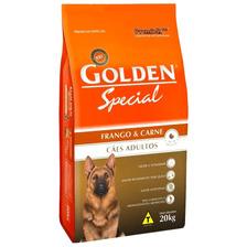 Ração Golden Special Cão Adulto Frango E Carne 20kg
