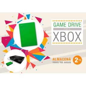 Disco 2tb Game Drive Para Xbox Seagate