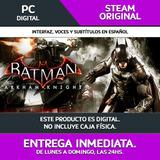 Entrega Ya! Pc Batman Arkham Knight | Steam