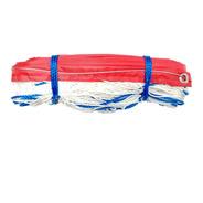Red Voleibol Blanca Profesional Con Cable De Acero