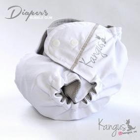 Kangus Diapers 2018 - Pañales Ecológicos Impermeables