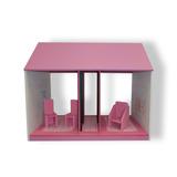 Casa De Muñecas Incluye Muebles Y Decorado En Oferta