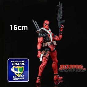 Boneco Deadpool Marvel 16cm + Brinde Exclusivo - Promoção!!!