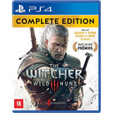 Jogo The Witcher Iii Wild Hunt: Complete Edition Ps4