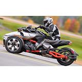 Can Am Spyder F3 0km - Sportnautica -