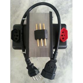 Transformador Conversor Eletricidade 110 220 Ou 220 1 6000va