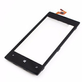 Touch Screen Vidro Nokia Lumia 520 520.2 - Com Aro