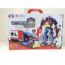 Lego Optmus Prime Autobots Transformers 2 In 1 Caixa
