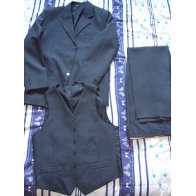 Lote De Trajes Saco 40 Pantalón 32
