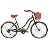 Bicicleta Gama Cruiser Woman Animal Print - Tam: 16