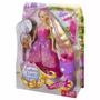 Barbie Reino De Peinados Magicos Original Mattel