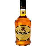 Conhaque Dreher Garrafa 900ml - 12 Unidades - Dreher