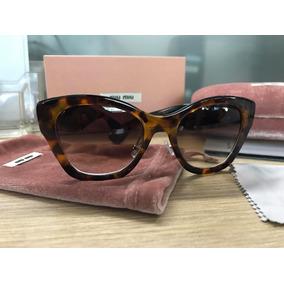 7bfc849293482 Oculos Feminino Miu Miu Quadrado - Óculos no Mercado Livre Brasil