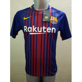Jersey Playera Barcelona Local 2018 Messi Neymar Hay Xxl