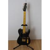 Guitarra Fender Squier Telecaster Black Deluxe Special Nueva