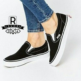 Vans, Sneaker, Para Dama Slip On Sin Cordones