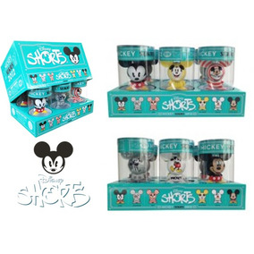 Colección Disney Shorts Mickey Mouse 6 Fig Original Oferta