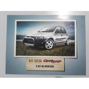 Celta Offroad 2006 Catálogo Brochura Folder Raro