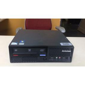 Cpu Lenovo Mini - Dual Core - 4gb / Hd 250gb Win7