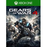 Gears Of War 4 - Xbox One - Mídia Digital Offline