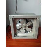 Extractor De Aire En Carcasa De Aluminio
