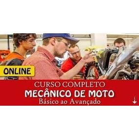 Mecânico De Moto Completo   Academia Do Mecânico