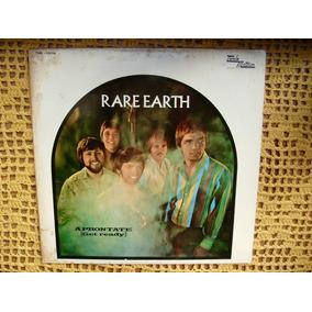 Rare Earth / Get Ready - Lp De Vinilo Promo