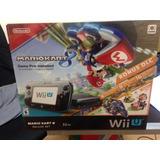 Consola Wii U Mario Kart 8 Deluxe Set Oferta!!! + Juego
