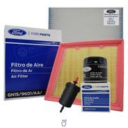 Kit 4 Filtros Completo Ford Ka Motor 1.5 Dragon Original