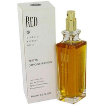 Perfume Red Giorgio Beverly Hills 90ml Original Tester
