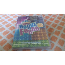 Dvd Bonde Do Forró Às 20+ Lacrado