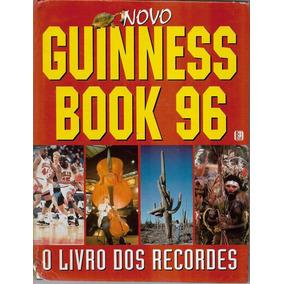 Novo Guinness Book 96 O Livro Dos Recordes