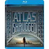 Blu-ray Atlas Shrugged - La Rebelión De Atlas Envio Gratis !