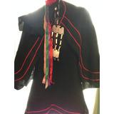 Disfraz De Niña Mapuche Talla 8