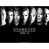 Stargate Sg1 Serie - 10 Temporadas Completas - Valor C/u