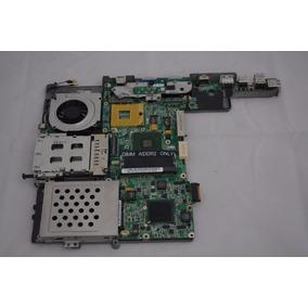 Placa Mãe Notebook Dell Latitude D520 - Pf494 - Da0dm5mb8f2