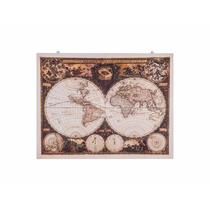 Cuadro Para Consultorio Royal Mapa Antiguo